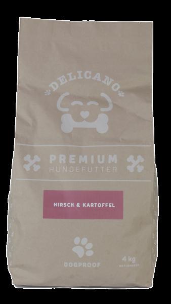 DELICANO Hirsch & Kartoffel