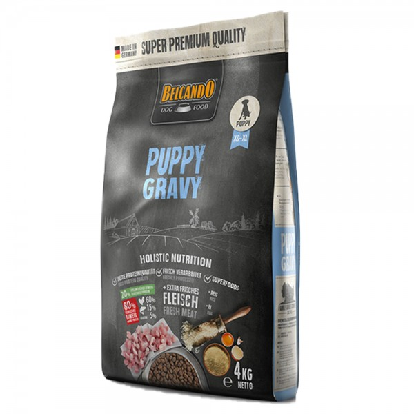 PUPPY GRAVY 4 kg