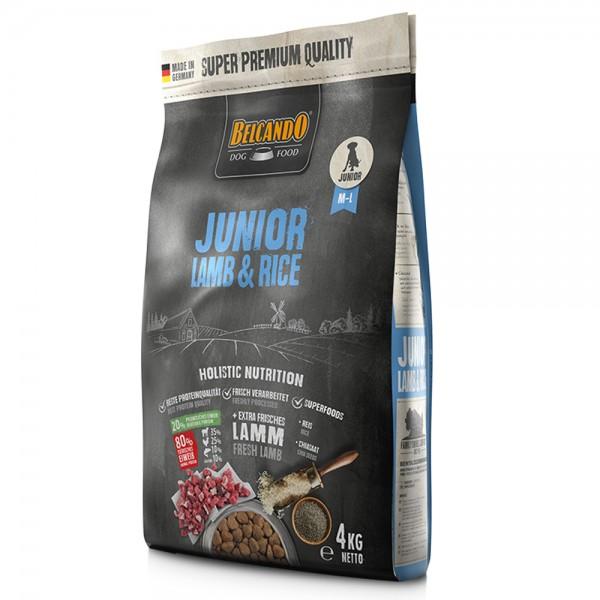Junior Lamb&Rice 4 kg