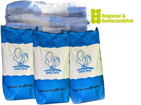onOvo Legehennenallein 12 Natur pelletiert-Palette