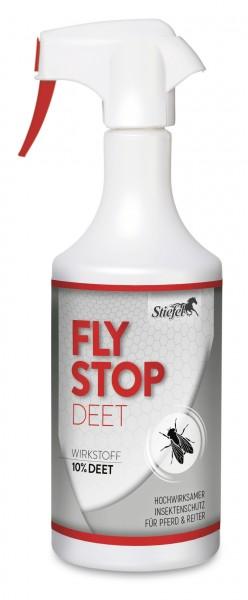 Stiefel Fly Stop Deet