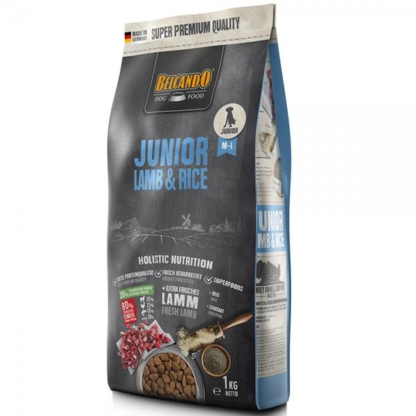 Junior Lamb&Rice 1 kg